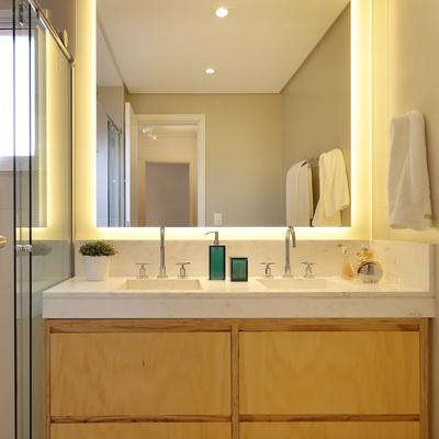 Banheiros modernos: fotos, dicas, materiais
