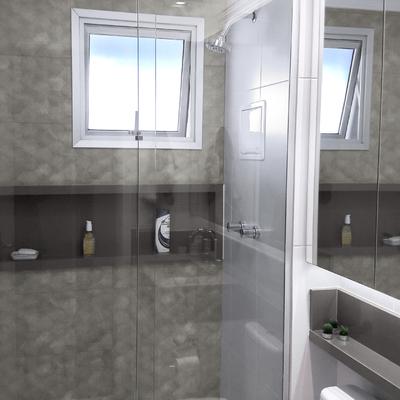 Banheiro de Hóspodes