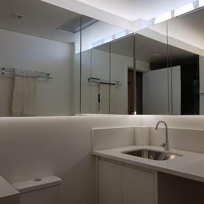 Banheiro + Lavanderia