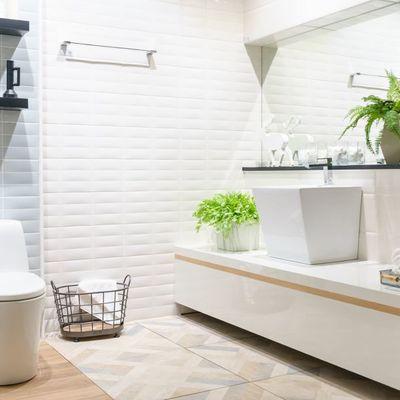 Banheiros: ideias e dicas