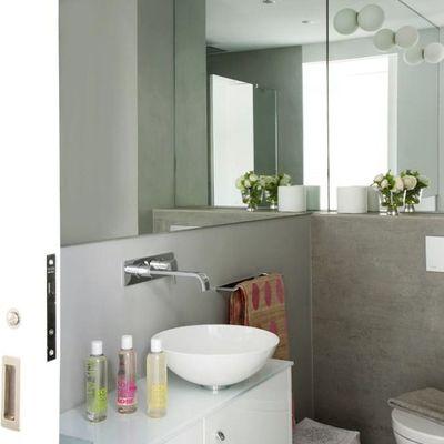 Ideias para decorar banheiros pequenos
