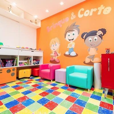 Reforma de salão de beleza infantil