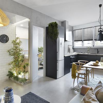 10 razões para decorar sua casa com cimento queimado