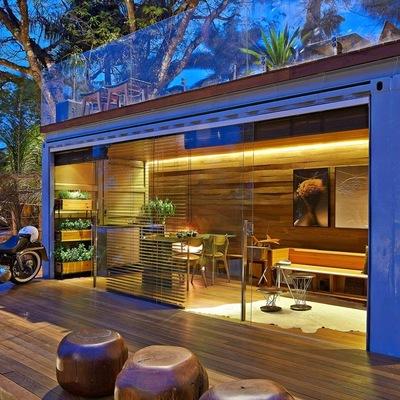 Saiba um pouco mais: Casas Container