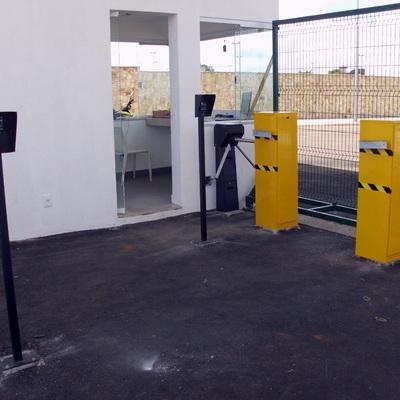 Controle de acesso para Moradores e Visitantes