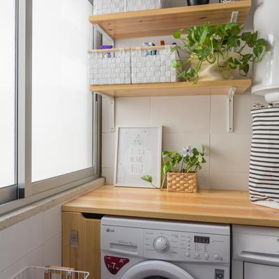 Como montar e organizar a lavanderia