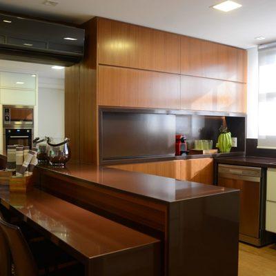 Cozinha - Apartamento Armando Barbedo