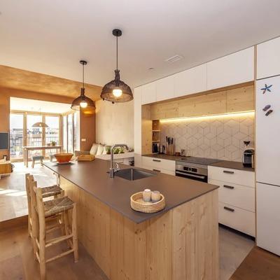 Separar sala e cozinha: 9 opções para inspirar!