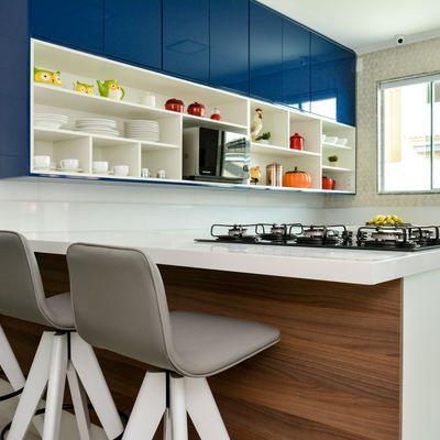 Armário de cozinha: dicas, fotos, preços