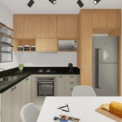 Projeto Conceito - cozinha