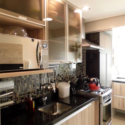 Projeto e execução para apartamento de 90 m²