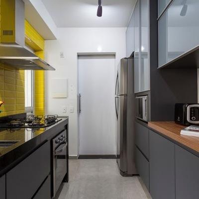 Cozinha pequena: um desafio para os arquitetos
