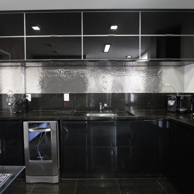 Cozinha de Jovem Casal