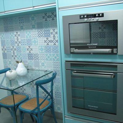 Cozinha Especial de Cliente - Construtora PDG em São Bernardo do Campo