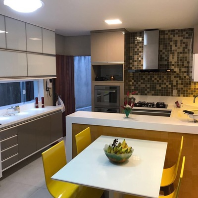 Cozinha reformada