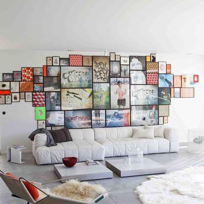 5 ideias para decorar ambientes com fotos antigas