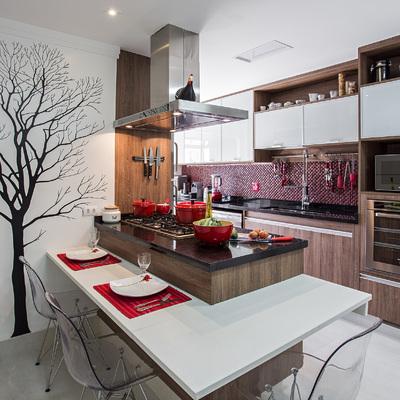 Reforma completa de cozinha