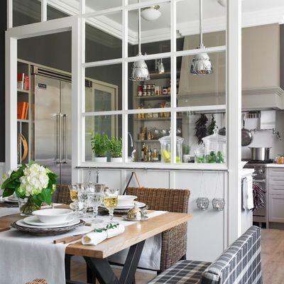 Ideias para ter a cozinha integrada com a sala