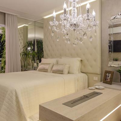 Dormitório Feminino Romântico