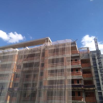 Estrutura de Edifício Residencial de Alto Padrão