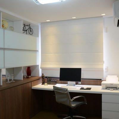 Escritório - Apartamento Armando Barbedo