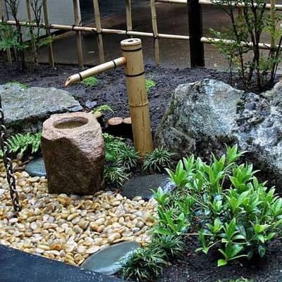 Fontes decorativas: um oásis em seu quintal ou jardim