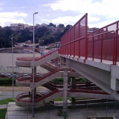 Guarda Corpo - Estação Franco da Rocha