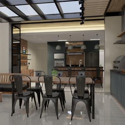 Projeto de Arquitetura - Área Externa