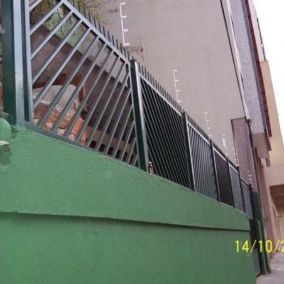 Instalações cerca elétrica
