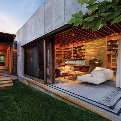 Steel frame: vantagens dessas construções