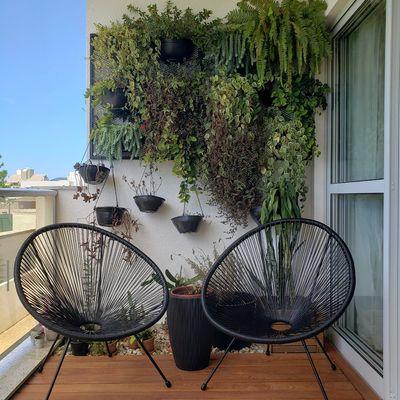 Dicas para decorar uma varanda pequena