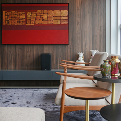 Living e Home - Apartamento MCR