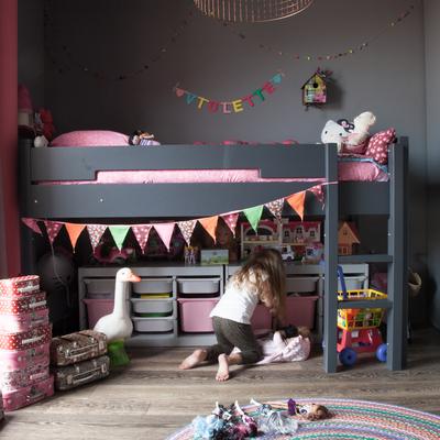 Seu bebê cresceu? Ideias para a transição do quarto