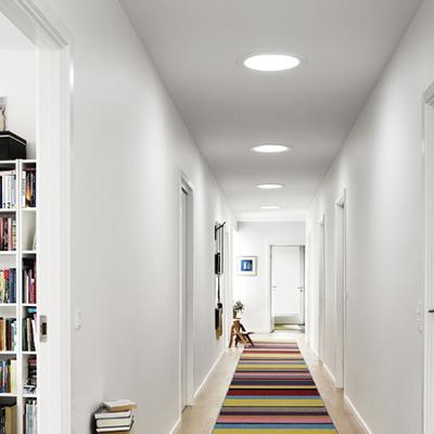 Sua casa é muito escura? Consiga luz natural através de um domo no telhado