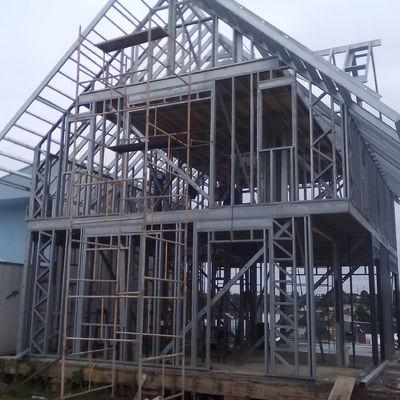 """""""moldando"""" uma casa CRIADA para construir em STEELFRAME..."""