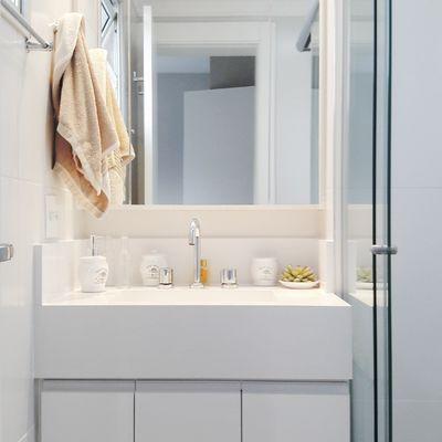 Móveis para banheiro: ideias e dicas
