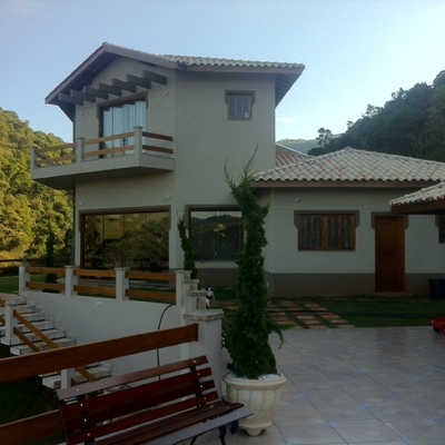 Projeto - Casa de campo -  Piracaia - SP.