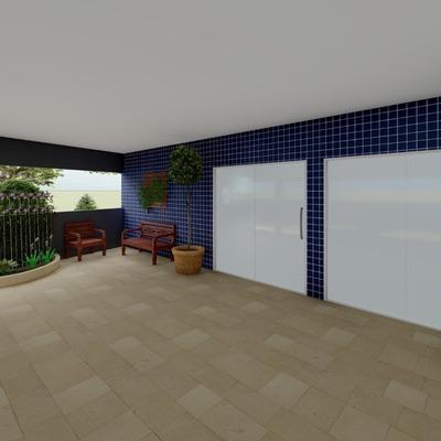 Projeto de revitalização de fachada