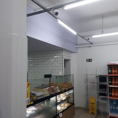 Modernização - Supermercado