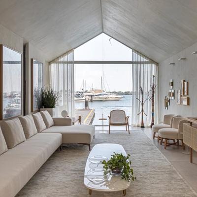 Living Barra Grande - NR Arquitetura