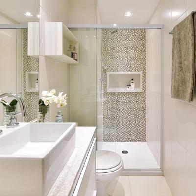 8 ideias para o banheiro que custam menos de R$ 1.500