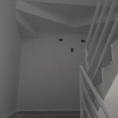 Pintura interior de prédio