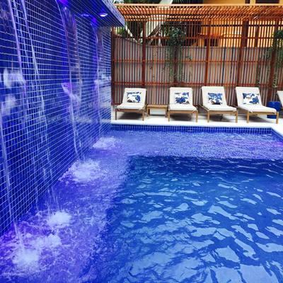 piscina concluida