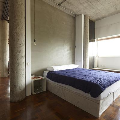 Madeira e concreto: a combinação perfeita para decorar a casa