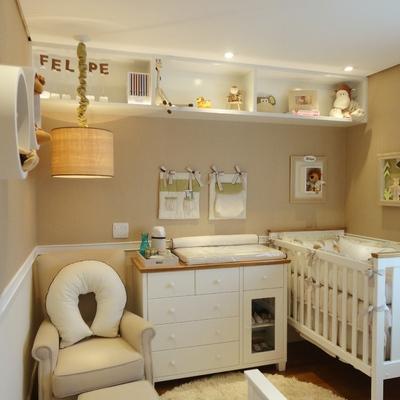 Quarto de bebê: ideias para decorar um espaço pequeno