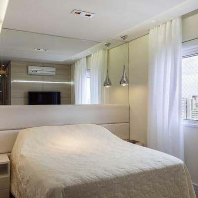 Quarto - Ap 127 m² - Saúde