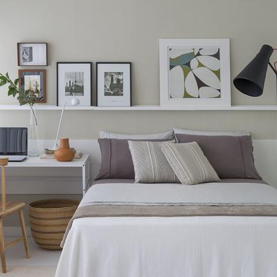 Ideias de materiais para decorar a parede detrás da cama