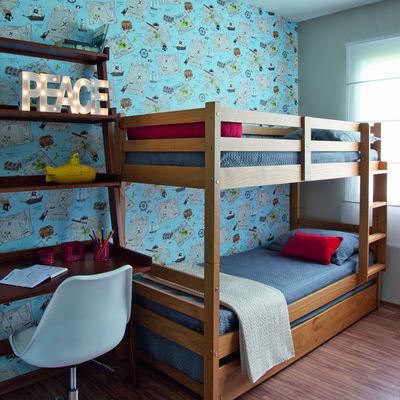 Minha casa minha vida: projeto popular tem casa decorada