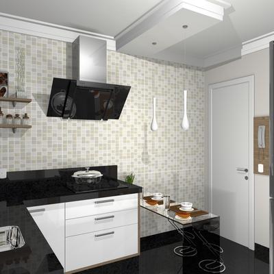 Reforma cozinha de apartamento