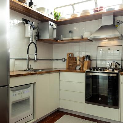 Reformas rápidas na cozinha